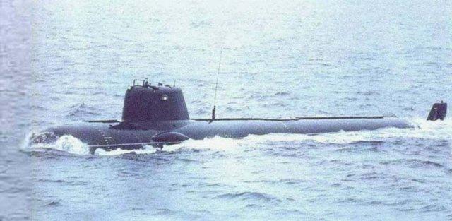 самая секретная подводная лодка