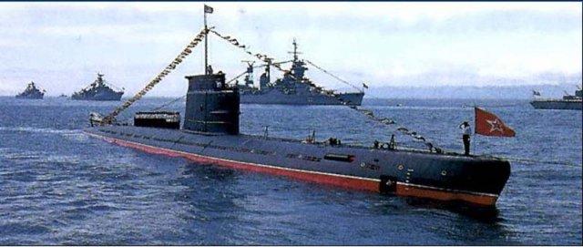 дизельные подводные лодки россии. фото