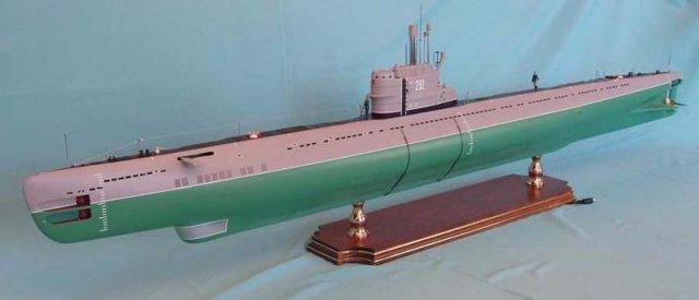 дизельные подводные лодки советского
