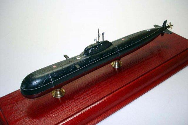 подводная лодка 670 проекта