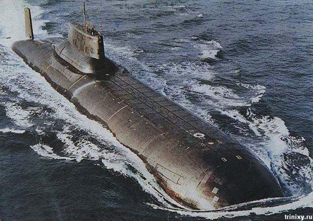атомные подводные лодки воспоминания