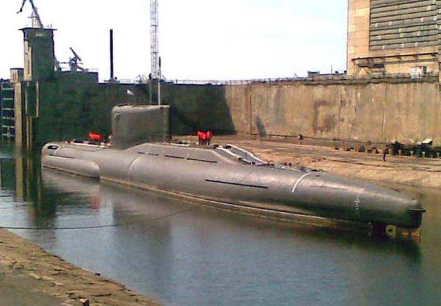 подводная лодка шла трое суток
