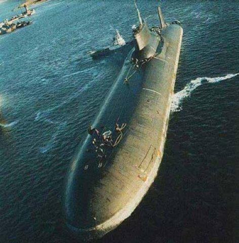 подводная лодка 905 проект